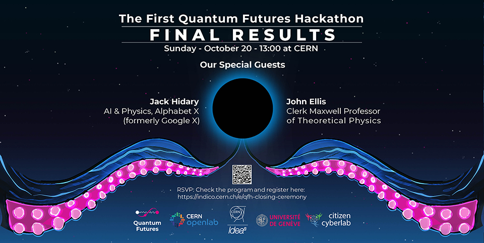 First Quantum Futures Hackathon : Final Results