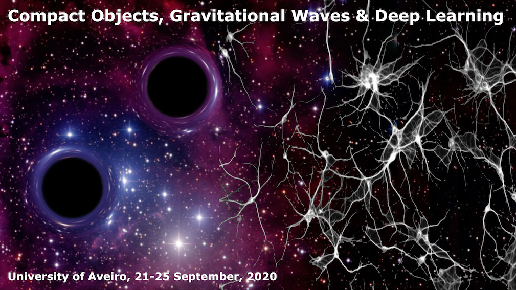 Workshop on Compact Objects, Gravitational Waves and Deep Learning